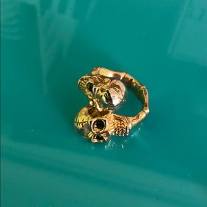 Jewelry - Scull ring